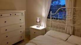 Beautiful double bedroom available now in quiet house in Blackford