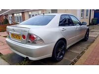 STUNNING LEXUS IS200 6 SPEED £995 ONO PX POSSIBLE
