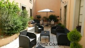 Successful B&B (two separate homes) in Languedoc for sale, close to sea and Carcassonne