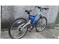 Mountain bike with 3 gears for sale