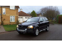 2006 06 VOLVO XC90 2.4 D5 SE 5d AUTO 183 BHPPARKING SENSORS 9 SERVICE STAMPS CRUISE CONTROL