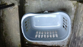 Wham Grey Basket