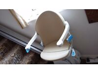 Handicare Minivator Straight Stairlift Simplicity 950 For Sale