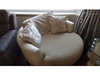 Round Sofa, DFS
