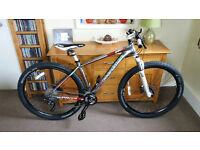 Boardman Pro Mountain Bike (M), Cost £1000 New