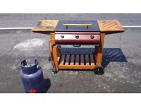 BONDI CLASSIC 3' GAS BBQ (GAS BOTTLE Included)