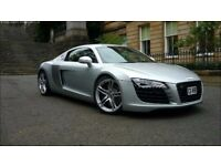Audi R8 4.2 FSI Manual Quattro with FASH - Immaculate Condition