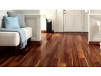 Wood Effect Lino, Carpet, And Laminate Flooring Fitters
