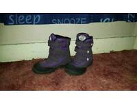 Girl's boots SIZE 10 kids