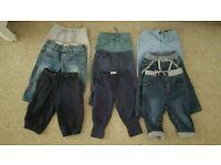 Baby boy trouser bundle