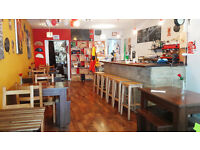 We present a delightful Spanish tapas/café/bar for sale, its currently trading A3 fully licensed.