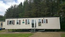 3 bed centre lounge static caravan