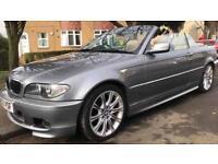 Convertible BMW 318 Petrol 2.0