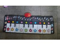 Early Learning Centre 6 Foot Floor Keyboard