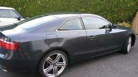 2009 a5 quattro 3.0TDI auto tip all usual extras