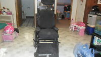 Manual Tilt Wheelchair - REDUCED