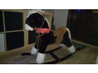 Kids ,rocking horse ,nursery furniture,with sounds