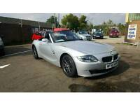 70,000 MILES, 2OO7 BMW Z4 CONVERTIBLE