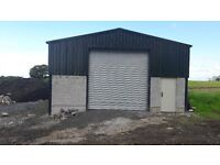 garage and farm shed doors