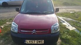 Citroen Berlingo 2007 1.6Diesel for sale.