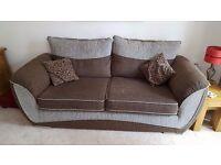SCS Storm 3 seater sofa