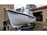 Arran 16ft fishing boat