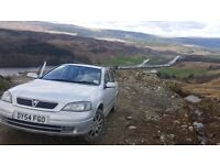 Vauxhall astra cdti perfect for parts or work