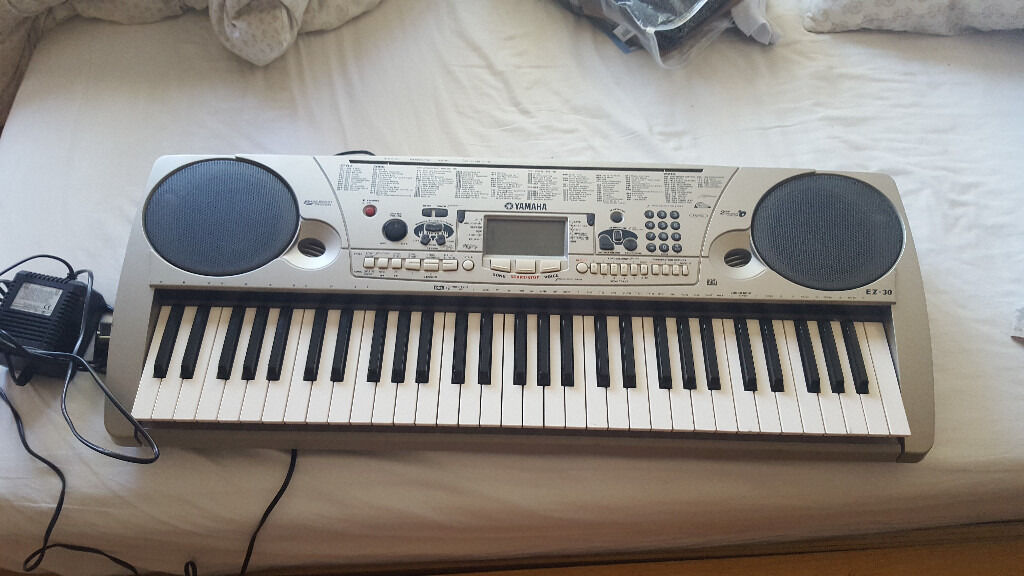 yamaha keyboard for sale great for beginners or kids