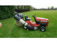Honda ht3813 ride on lawnmower