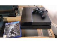 Playstation 4 w/ One Controller, Bloodborne, Warranty from Game w/ receipt