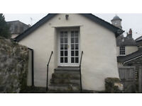 Penryn Small 1 Bed Flat with Enclosed Patio