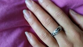 Real 926 Silver Ring