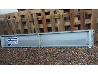 Ifor Williams flat bed trailer replacement side 2.25M