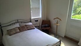 Comfy double room for nightly lodgings in shared family home, Royal Gwent area