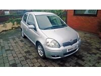 *STUNNING SILVER*2005*05 PLATE* TOYOTA YARIS 1.3 COLOUR COLLECTION* 5 DOOR MODEL* OUTSTANDING CAR *