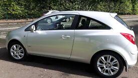 2009 Vauxhall Corsa Design 1.2