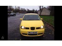 2004 Seat Arosa 1.0L (Not Polo, Clio, 206, fiesta, lupo)