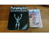 Pumping iron book and video