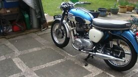 TRIUMPH T110 WITH UPGRADE TO 9 STUD BARRELS THIS IS A WHOLE PACKAGE FOR SALE NOT FOR SPLITTING