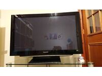 "Panasonic 46"" Widescreen Viera 1080P Full HD Plasma TV"