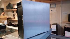 HP Z620 - Intel Xeon 8 Core - 128Gb SSD + 1000Gb SATA + 2Gb nVidia Quadro 4000 - 1 Year Warranty !