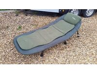 For sale cheap carp prestige engineering bed chair