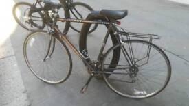 Peugeot vintage racing bike.