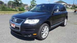 2010 Volkswagen Touareg TDI diesel Highline | sunroof | leather