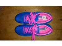 Skechers Air ladies trainers size 6