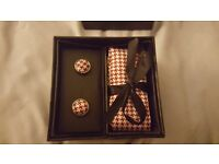 The Savile Row Tie Set