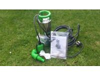 New unused Florabest Water Submersible Pump High Flow FTS 1100 B2.