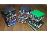 130 slim CD cases . Can deliver free if required