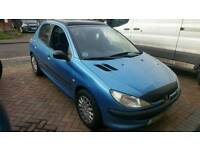 PEUGEOT 206 GREAT CONDITION