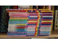 Rainbow Magic Fairy books - £10 ono for all 17 books